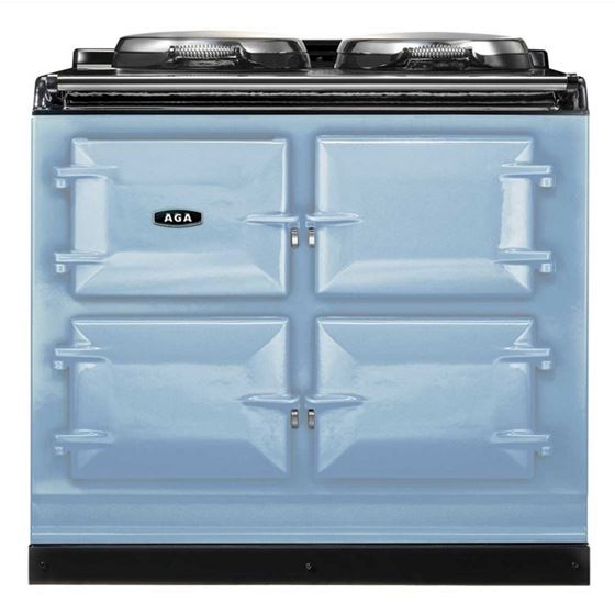AGA Total Control Cast Iron 3-Oven Electric Range