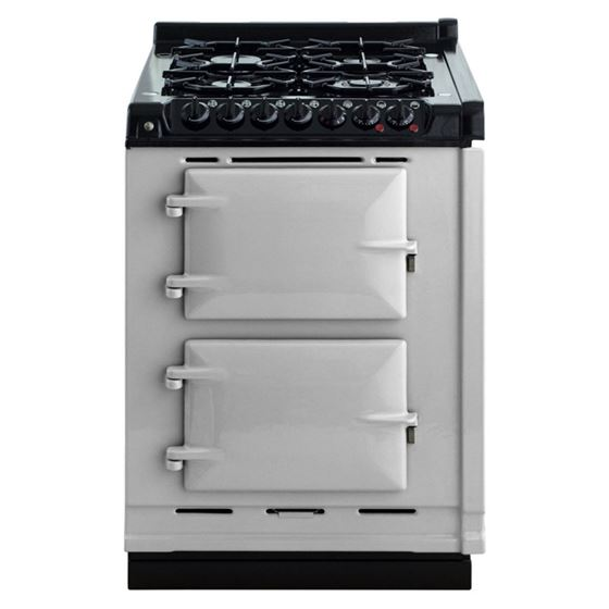 AGA Dual Fuel Module, Natural Gas Cooktop PEARL AS